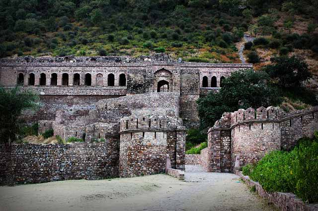 Top 35 Most Haunted Places in India