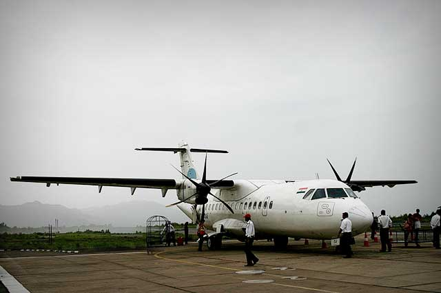 Government decide o re-start Shimla airport