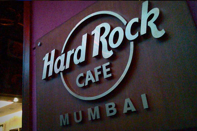 Hard Rock Caf, Andheri - Nightlife in Mumbai