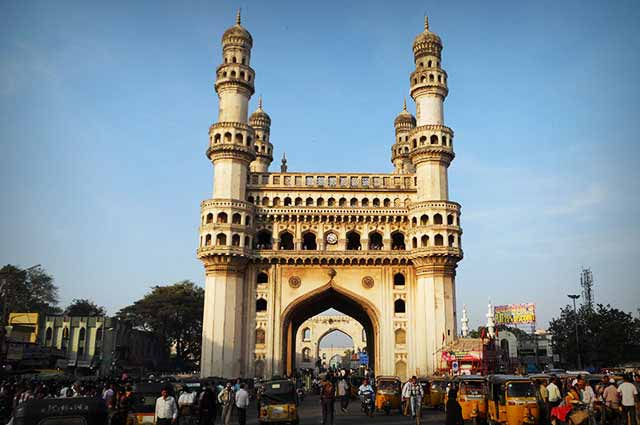 Hyderabad is the historic city of India