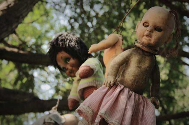 Island of the Dolls - Most Scariest Places in the World