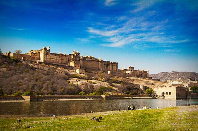 Jaipur is the most popular tourist destination in Rajasthan