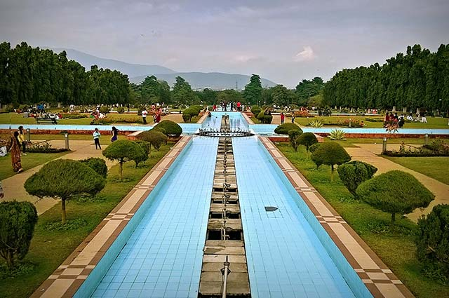Jubilee Park is a famous tourist attraction in Jamshedpur.