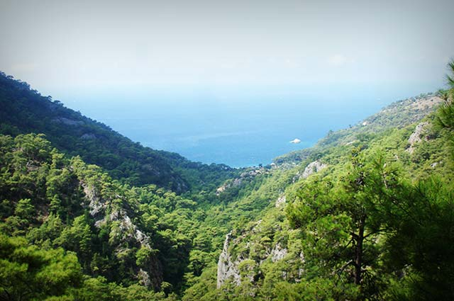 Kabak Bay is the beautiful places to spend quality time