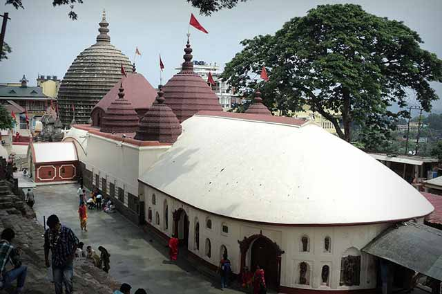 Kamakhya Temple is one of the most popular temple in Guwahati