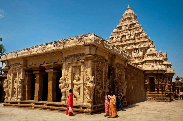 Kanchipuram - Visited City of Thousand Temples in Tamil Nadu