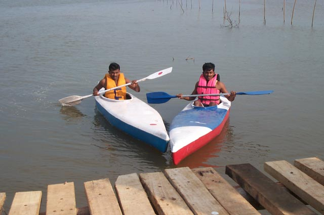 Kayaking is another amazing water sport activity that you can enjoy in Goa.