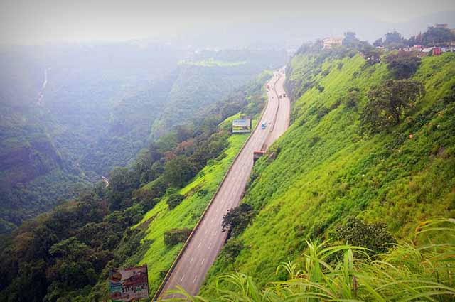 Khandala is the most famous hill station near mumbai