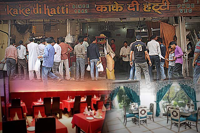List of 14 Best Restaurants In Delhi