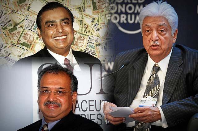 India Richest Man