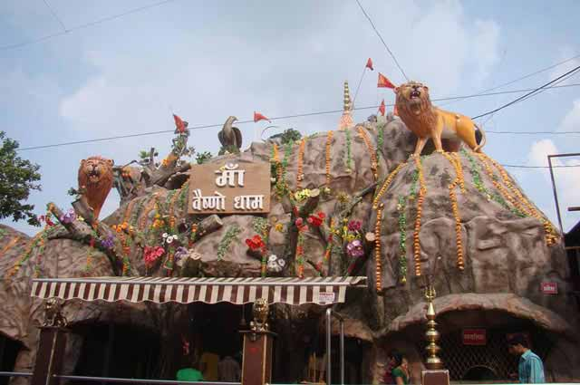 Image result for indore vaishno dham