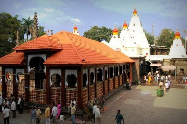 Mahalaxmi Temple is a famous Hindu shrine in Kolhapur