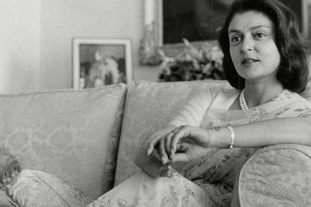 Maharani Gayatri Devi - Indian Princess