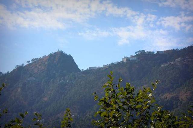 Monkey Point, is the highest and an intriguing place in Kasauli