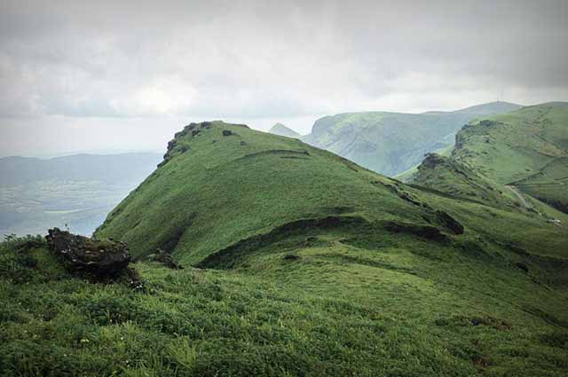 Mullayanagri is an alluring trekking destination in Chikmagalur
