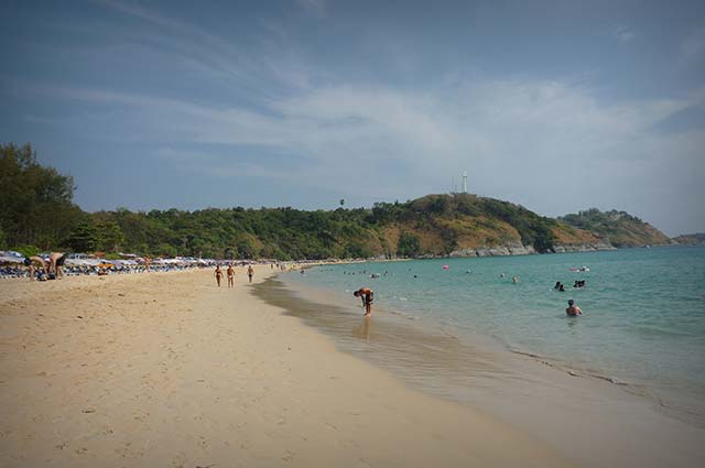 Nai Harn tops our list of the alluring beaches of Thailand