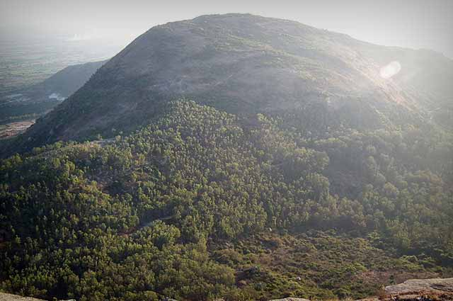 Nandi Hills is one of the famous hill station in karnataka