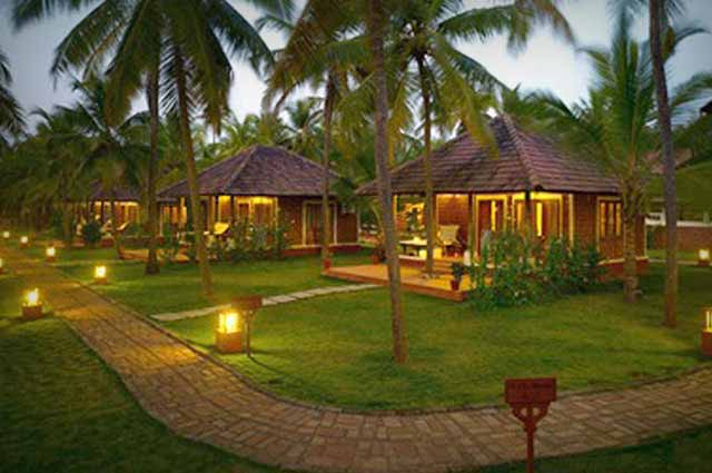 Nattika Beach Ayurveda Resort is a notable name