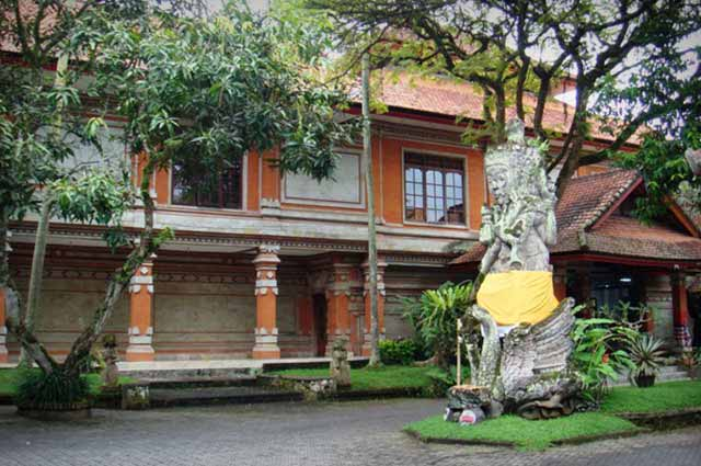 Neka Art Museum is well known museum in Bali