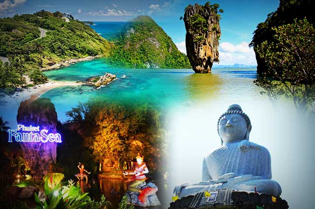 Not to Be Missed Tourist Places In Phuket
