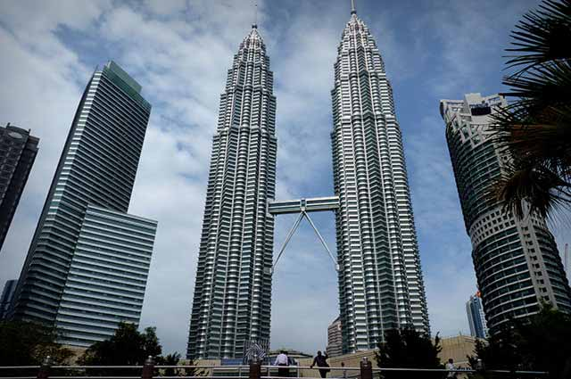 Petronas Twin Towers is well known towers in Malaysia