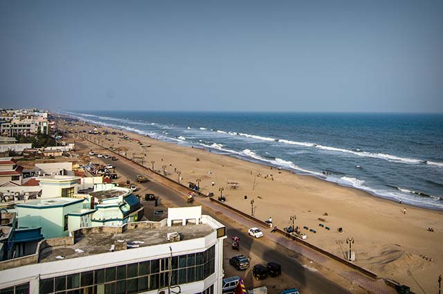 Puri Beach is a picture perfect recreational tourist destination in Puri
