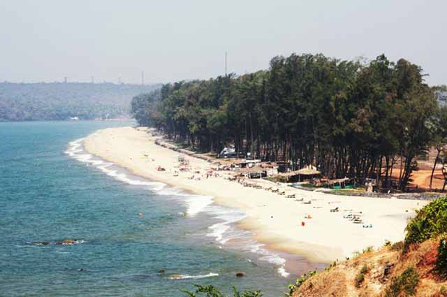 Querim Beach - Famous Beaches in North Goa