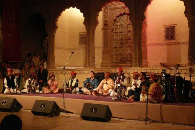 Rajasthan International Folk Festival, Jodhpur