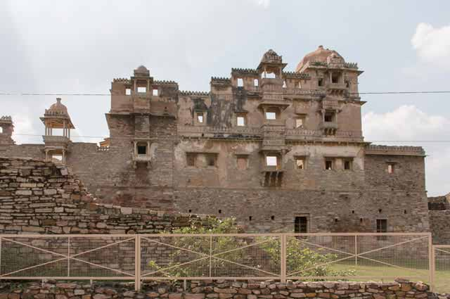 Rana Kumbha Palace is most popular place in Rajasthan