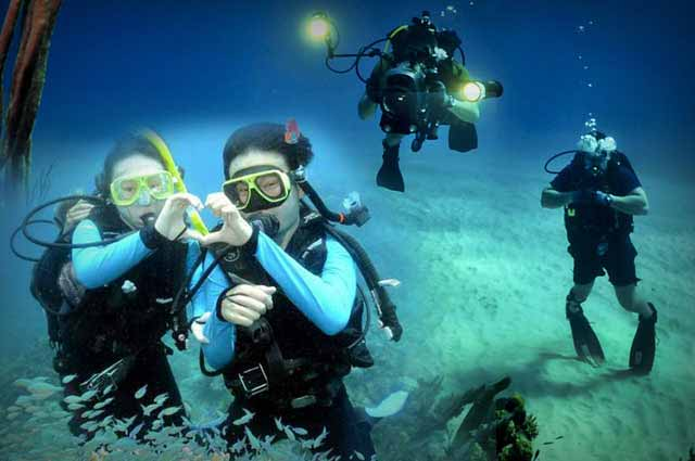 Reason Why Everyone Love Scuba Diving In Andaman