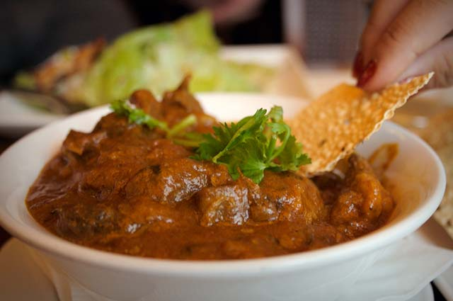 Rogan Josh is a widely devoured dish in Kashmir. Rogan Josh is a famous Kashmiri food