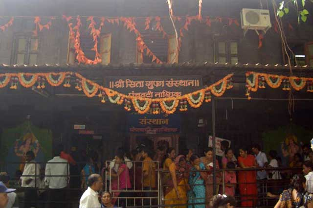 Sita Gufa is one of the most popular places in Nashik