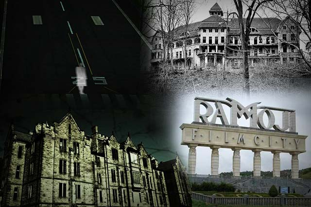 Some of the Most Haunted Places in Hyderabad