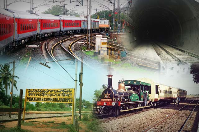 Some of the Most Impressive Facts about the Indian Railways