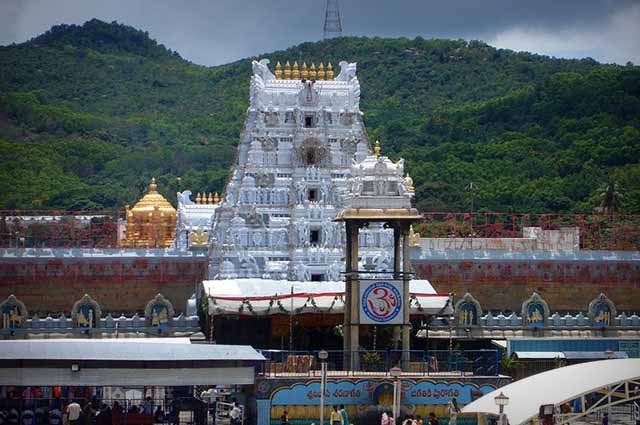 Sri Venkateswara Temple is one of the famous temple in Tirupati