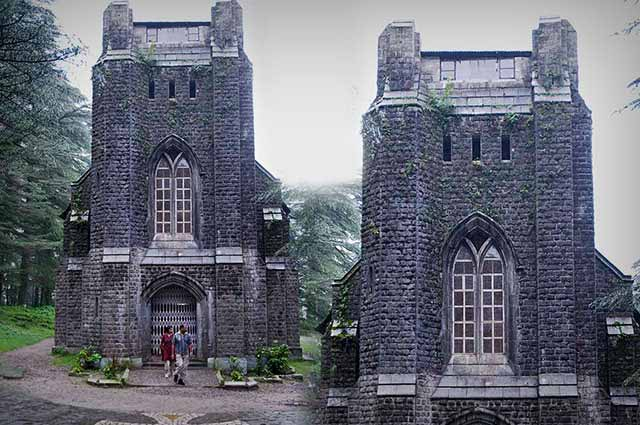 St. John In The Wilderness Church is the perfect tourist spot in Dharamshala
