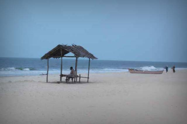 Tannirbhavi Beach is one of the popular beach and places to visit in Mangalore