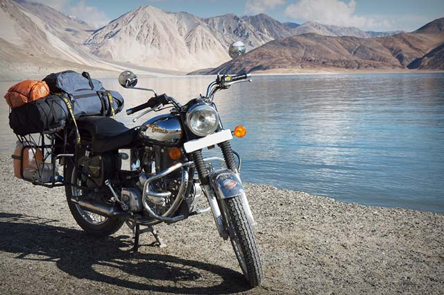 The Beauty of Ladakh on a Bike Trip