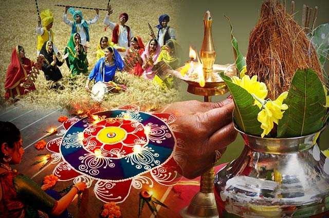 The Different Ways To Celebrate The Indian New Year