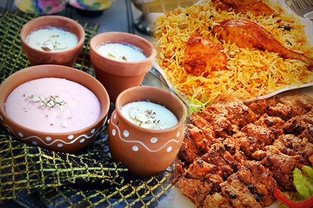 The Famous Street Foods of Hyderabad