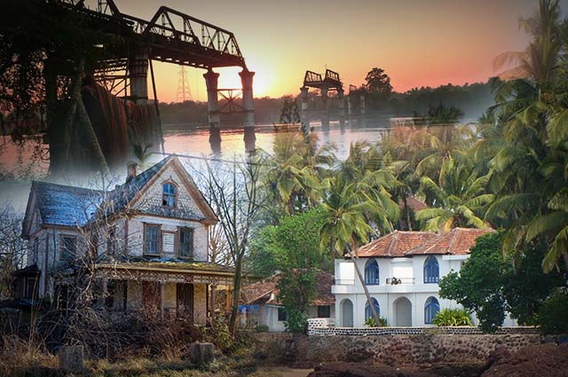 The Tales of the Most Haunted Places in Goa