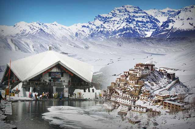 Top 10 Coldest Places in India
