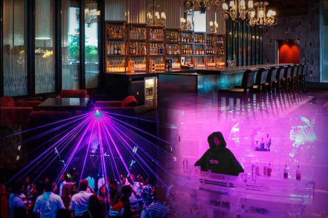 Top 10 Night Clubs and Disco in Delhi