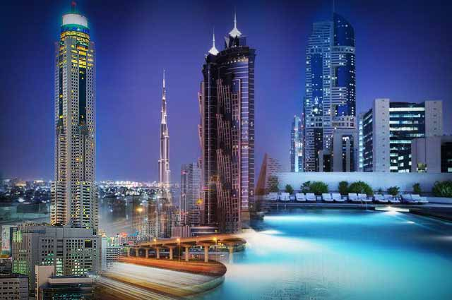 10 tallest hotels in the world world 39 s tallest hotels for Top 10 hotels in the world