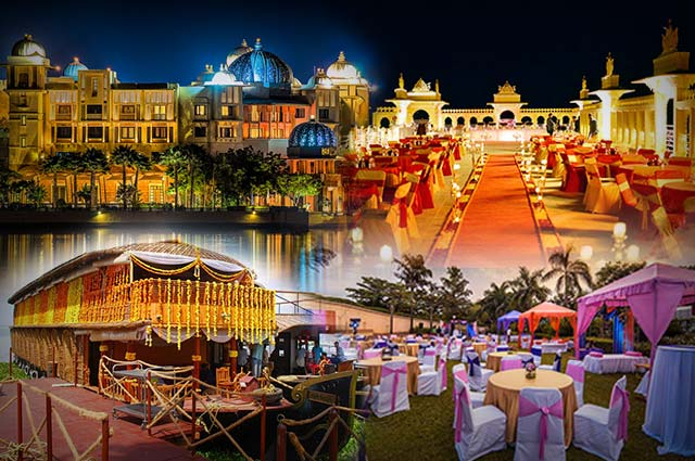 Top 12 Destination Wedding Locations In India