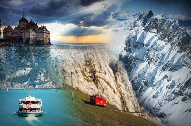 Top 15 Amazing Places to Visit In Switzerland