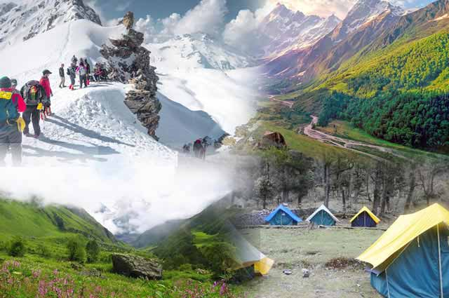 Top 16 Places for Trekking in Uttarakhand