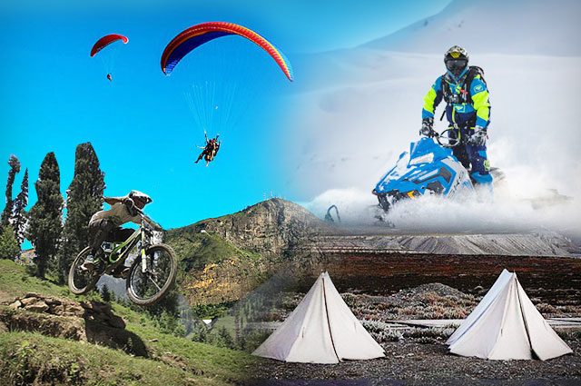 Top 20 Adventure Sports in Manali For An Ultimate Joyride