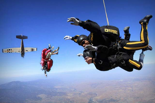 Top 5 Exemplary Places For Skydiving In India