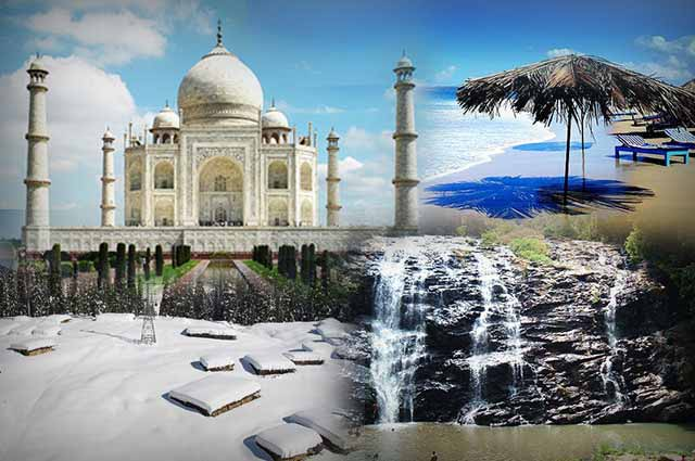 Top 50 Honeymoon Places in India You Must Visit